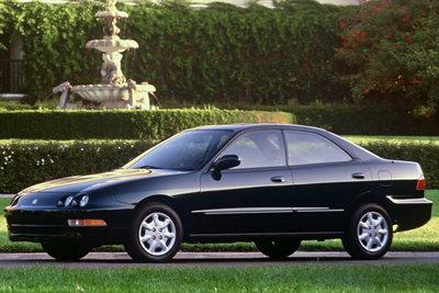 1997 Acura Integra sedan