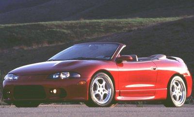 1997 Mitsubishi Spyder Speedster