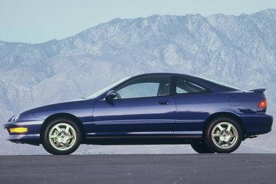 1998 Acura Integra 3d