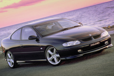 1998 Holden Coupe