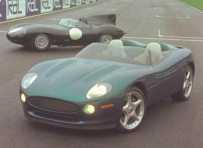 1998 Jaguar XK180 Concept