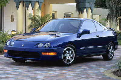1999 Acura Integra 3d