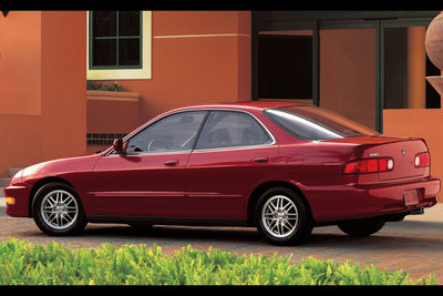 1999 Acura Integra sedan