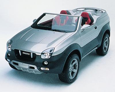 Isuzu VX02 Concept