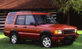 1999 Land Rover Discovery Series 2