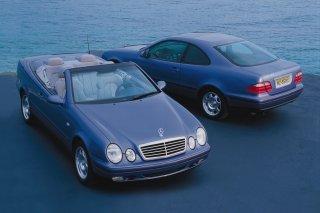 1999 Mercedes-Benz CLK Convertible