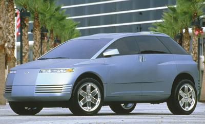1999 Oldsmobile Recon Concept