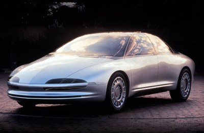 199x Oldsmobile Tube Car concept