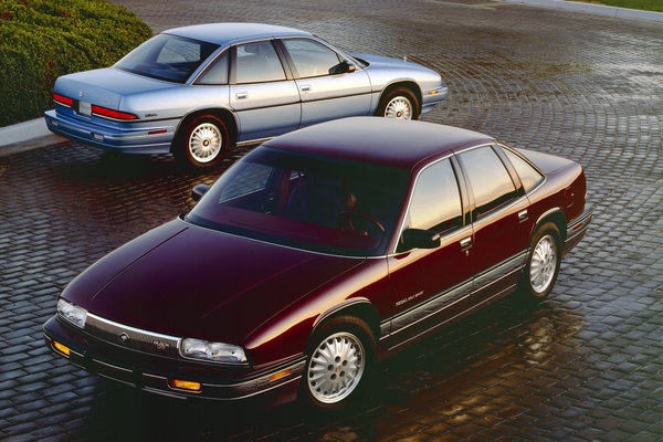 1992 Buick Regal GranSport sedan