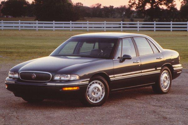 1997 Buick LeSabre Ltd sedan