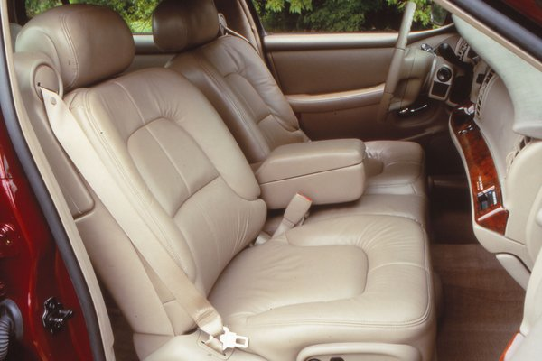 1997 Buick Park Avenue Ultra Interior