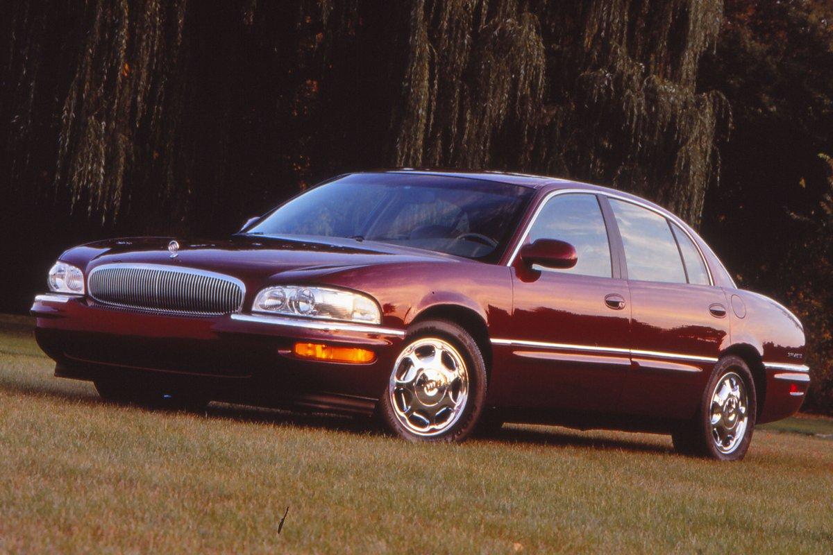 1998 buick park avenue pictures