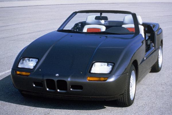 1986 BMW Z1 Study