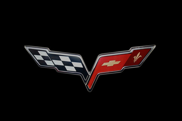 2005 Chevrolet Corvette logo