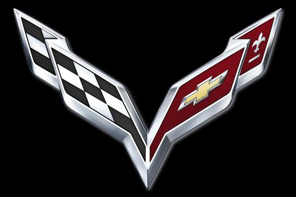 2014 Chevrolet Corvette C7 Corvette logo