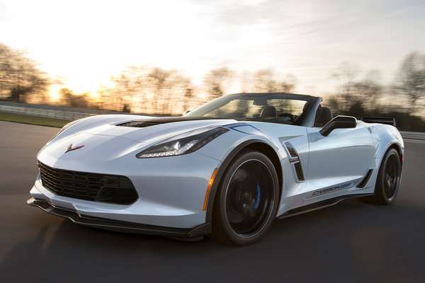2018 Chevrolet  Corvette Carbon 65 Edition Convertible