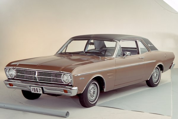 1967 Ford Falcon 2d sports coupe