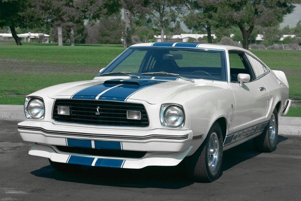 1976 Ford Mustang II Cobra fastback