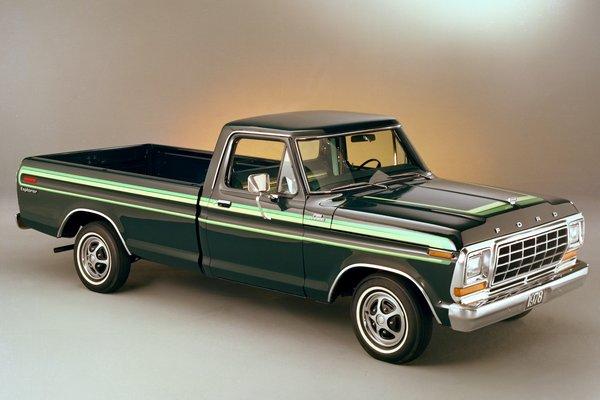 1978 Ford F-Series F-100