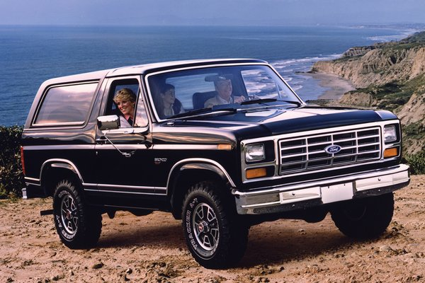 1983 Ford Bronco XLT