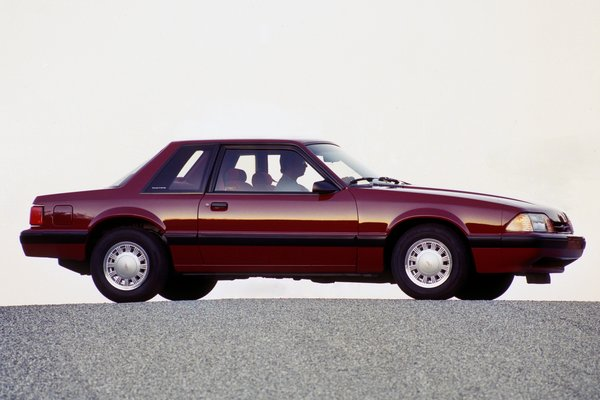 1990 Ford Mustang LX