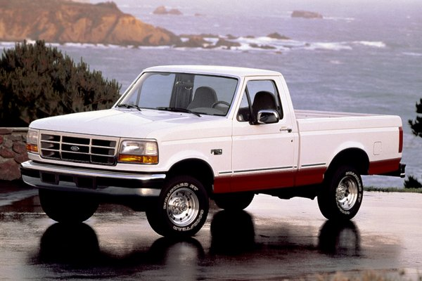 1996 Ford F-Series