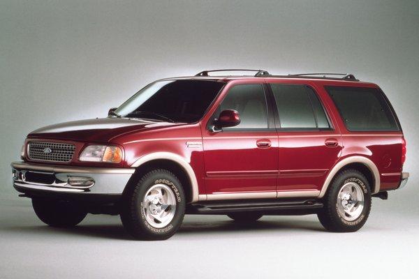 1997 Ford Expedition Eddie Bauer edition