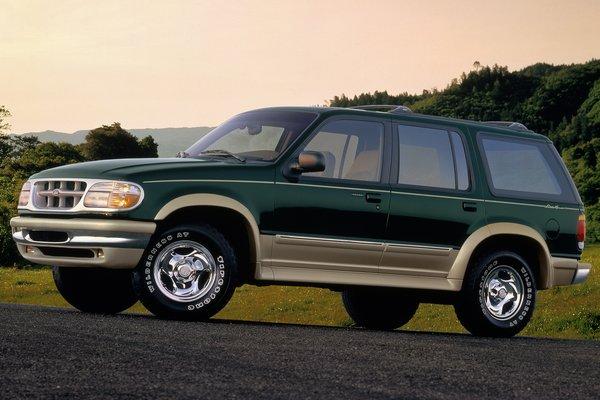 1997 Ford Explorer Eddie Bauer