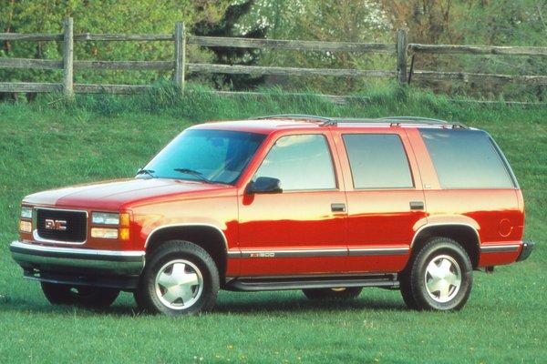 1996 GMC Yukon 4d