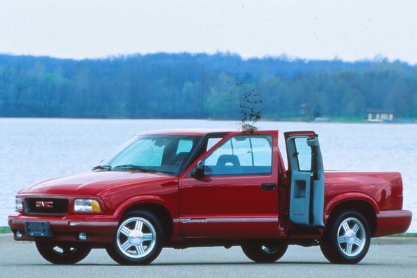 1997 GMC Sonoma extended cab