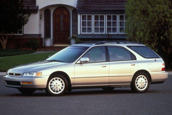 1996 Honda Accord EX wagon
