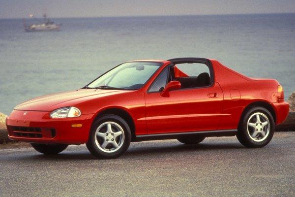 1996 Honda Civic del Sol VTEC