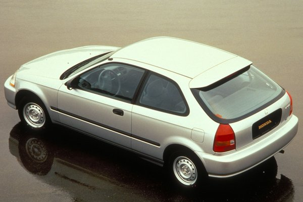 1996 Honda Civic DX Hatchback