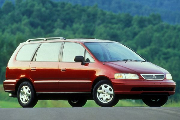 1996 Honda Odyssey EX