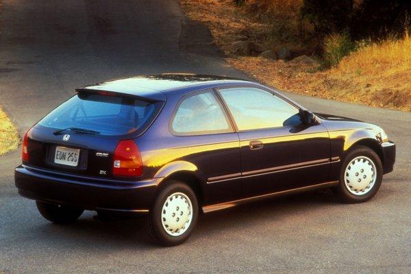 1997 Honda Civic DX 3d