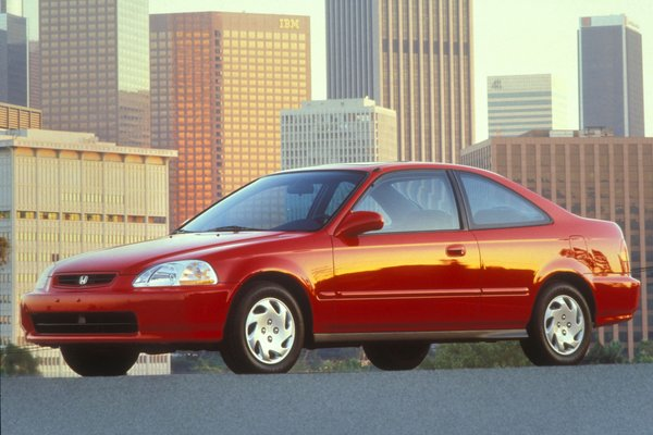 1997 Honda Civic EX coupe