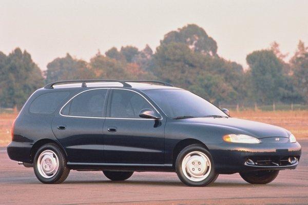 1996 Hyundai Elantra wagon