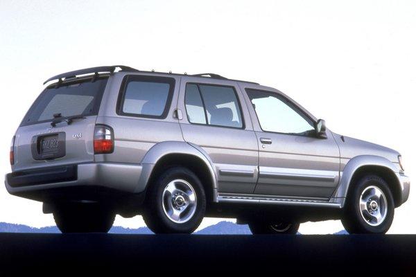 1999 Infiniti QX4