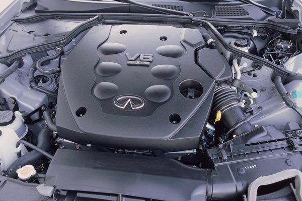 2003 Infiniti G35 Sedan Engine