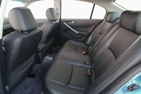 2003 Infiniti G35 Sedan Interior