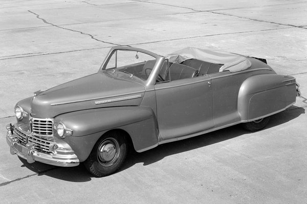 1946 Lincoln Lincoln 2d conv