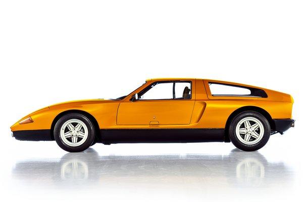 1970 Mercedes-Benz C 1 1 1-II