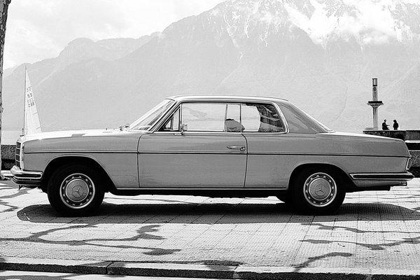 1973 Mercedes-Benz 280 C 2d coupe