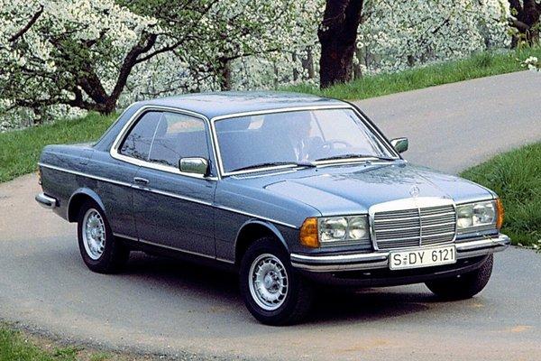 1978 Mercedes-Benz 280 CE/300 CD 2d coupe