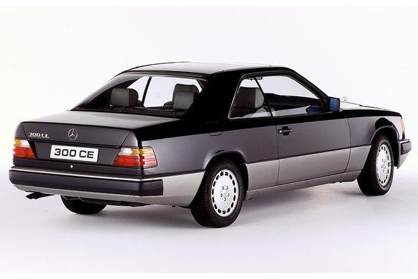 1988 Mercedes-Benz 300 CE 2d coupe
