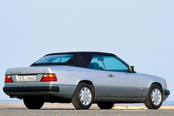 1993 Mercedes-Benz 300 CE 2d convertible