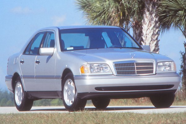 1996 Mercedes-Benz C-Class Sedan