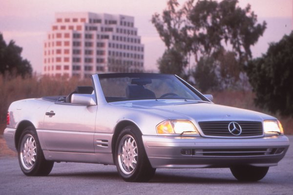 1996 Mercedes-Benz SL