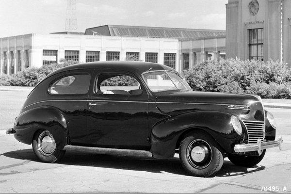 1939 Mercury 99A 2d sedan