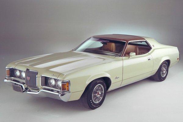 1972 Mercury Cougar hardtop